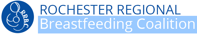 Rochester Regional Breastfeeding Coalition Logo